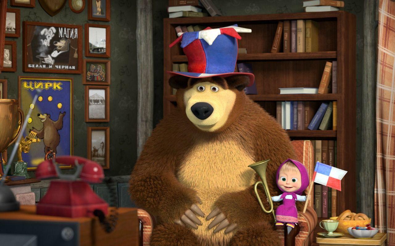 Masha e orso che passione masha e orso