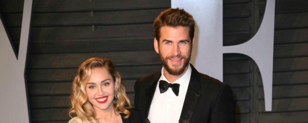 Miley Cyrus avrebbe sposato Liam Hemsworth