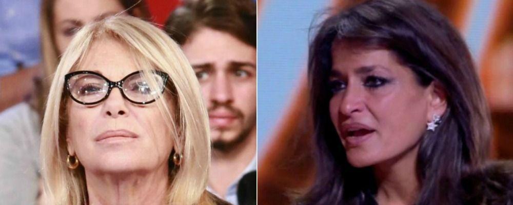 Rita Dalla Chiesa contro Aida Nizar del Grande Fratello: 'Fuori dall'Italia'