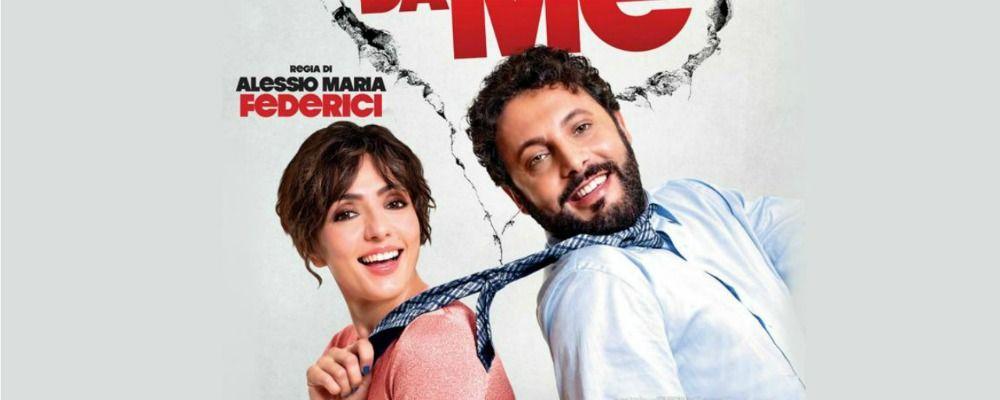 Stai lontana da me, trama cast e curiosità del film con Enrico Brignano e Ambra Angiolini