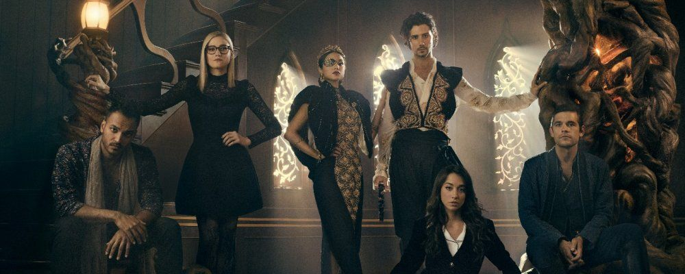 The Magicians, stagione 3 con Felicia Day new entry