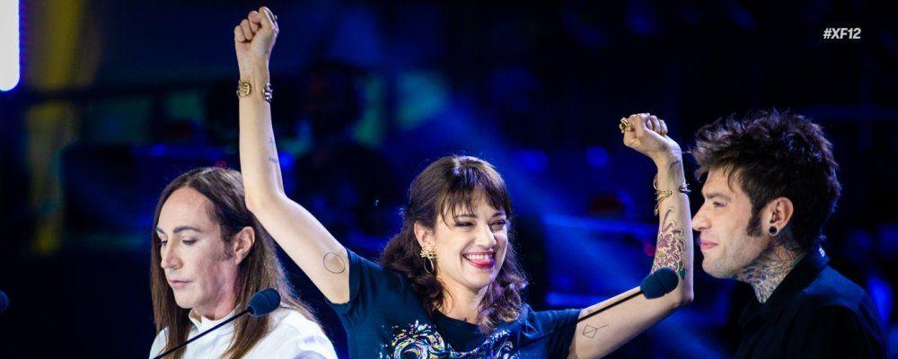X Factor Audizioni, Asia Argento in lutto per Anthony Bourdain 'Grazie a voi sto sopravvivendo'