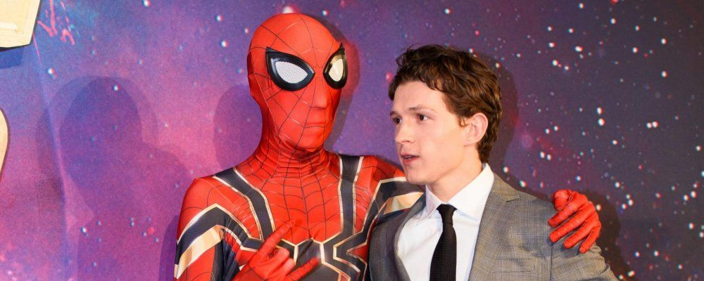 Il nuovo Spider-Man è Far from home, Tom Holland svela il titolo