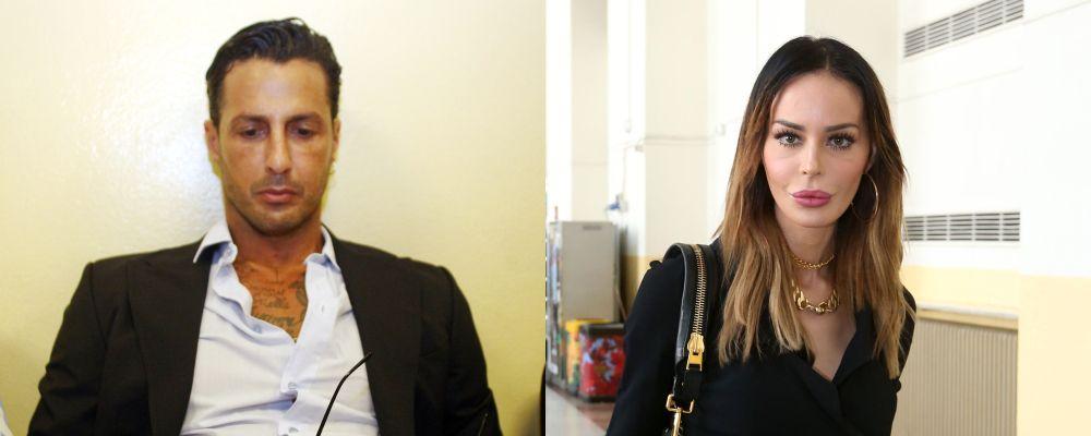 Fabrizio Corona e Nina Moric di nuovo insieme per il bene del figlio Carlos Maria