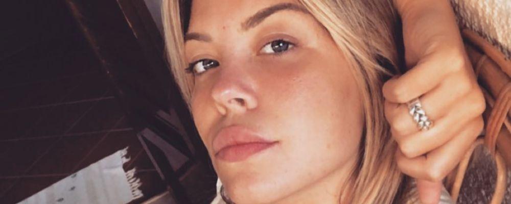 Costanza Caracciolo su Instagram tra gambe 'gonfie' e gravidanza: 'Dovete calmarvi'