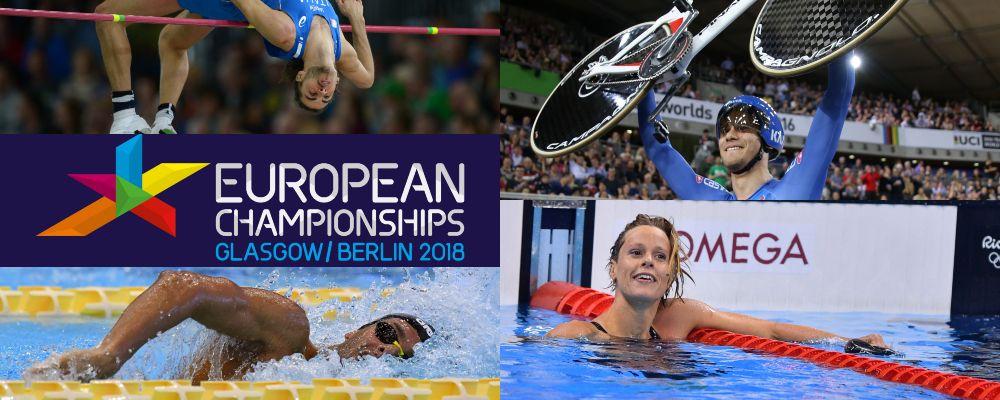 European Championship 2018, dove e quando vedere tutto lo sport di agosto
