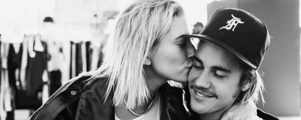 Justin Bieber e Hailey Baldwin: il primo bacio su Instagram fa impazzire il web