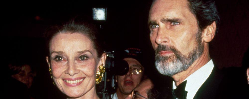 Morto Robert Wolders, attore olandese ex compagno di Audrey Hepburn