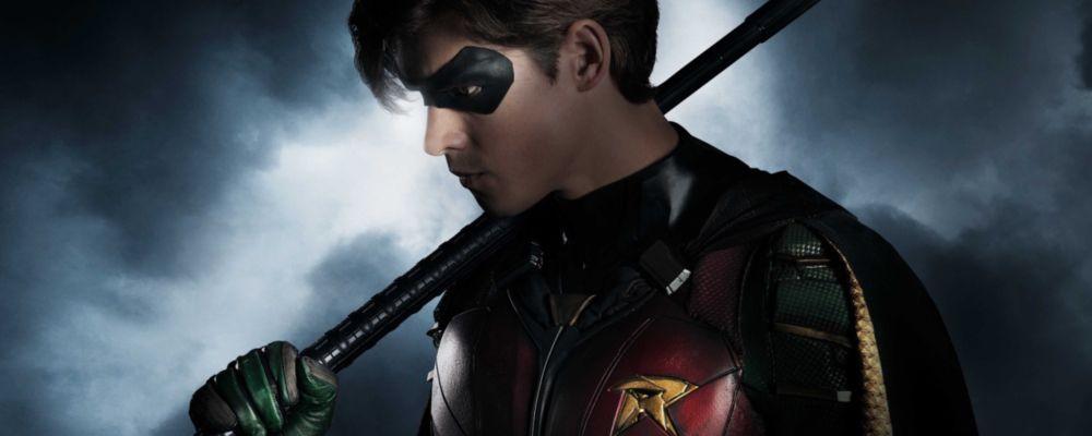 Netflix, arriva Titans la serie targata DC Universe