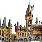 Lego Harry Potter, in vendita il castello di Hogwarts: entriamo nella scuola di magia