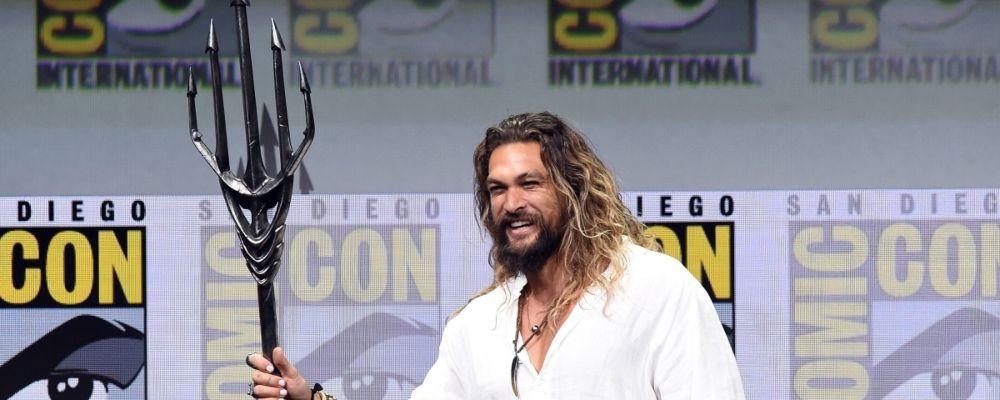 Speciale San Diego Comic-Con 2018: i trailer dei Medici e di Aquaman e Undici contro Godzilla
