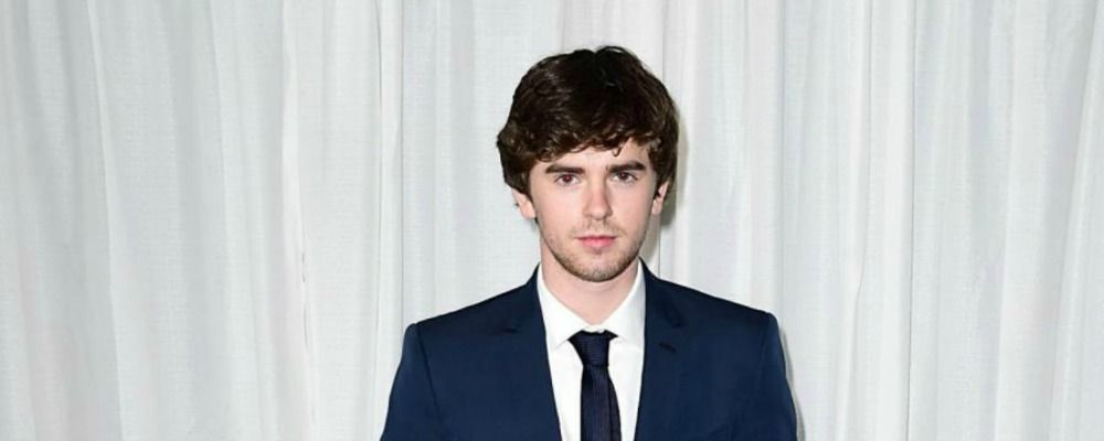 Chi è Freddie Highmore, il chirurgo autistico di The Good Doctor