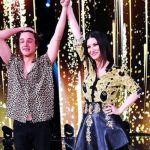 Laura Pausini giudice vincente a X Factor Spagna con Pol Granch