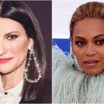 Laura Pausini: 'Beyoncé mi fa una p...., a casa nostra prima noi'