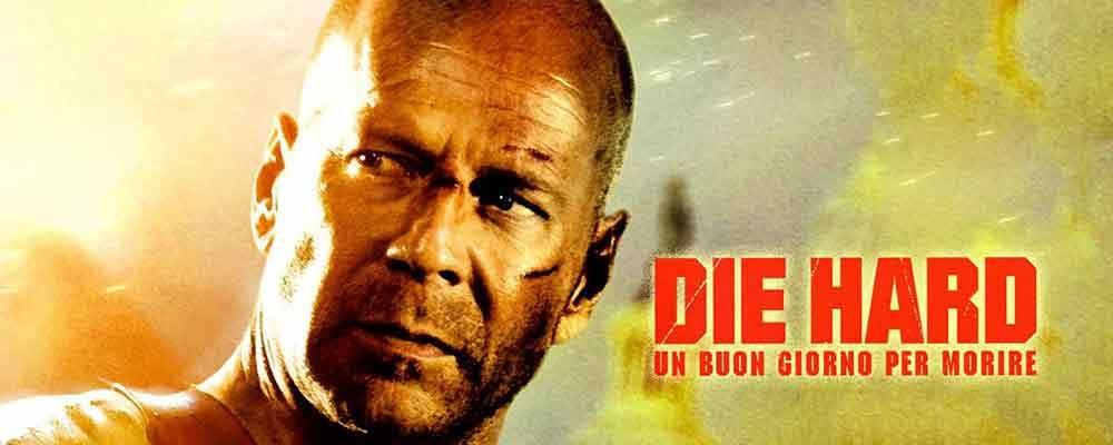 Die Hard - Un buon giorno per morire, Bruce Willis vola a Mosca per salvare il figlio