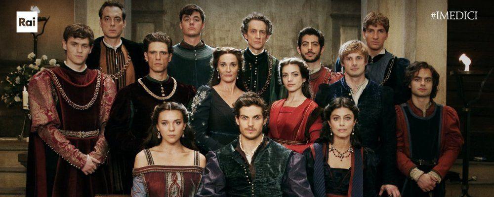I Medici 2, è l'ora di Lorenzo il Magnifico: anticipazioni