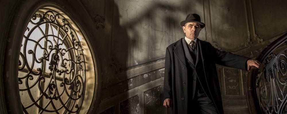 Maigret, Rowan Atkinson nei panni del celebre commissario di Simenon