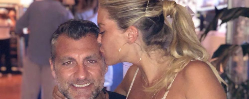 """Bobo Vieri e Costanza Caracciolo sono genitori: """"E' nata Stella"""""""