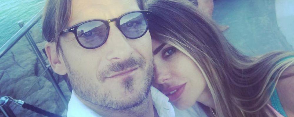 Francesco Totti e Ilary Blasi positivi al Coronavirus