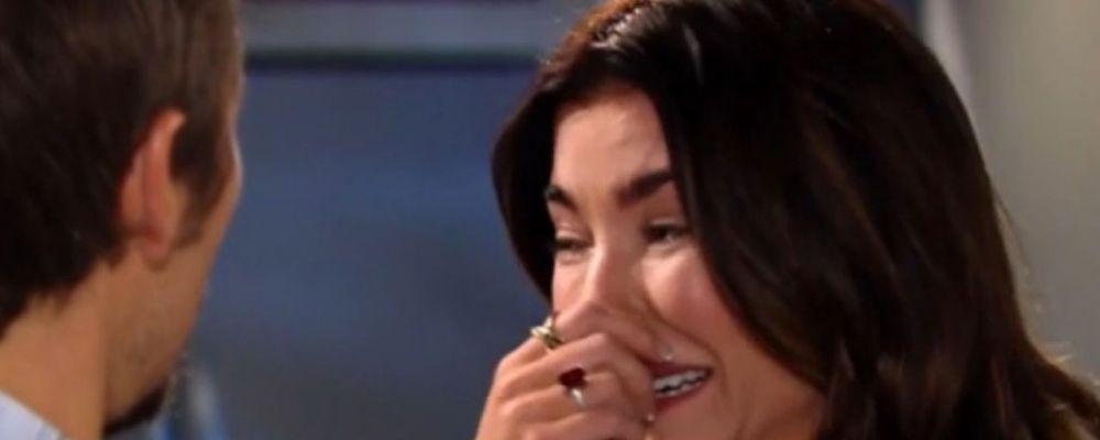 Beautiful, Steffy sconvolta dal tradimento di Liam lo tradisce: anticipazioni trame dal 27 al 31 agosto
