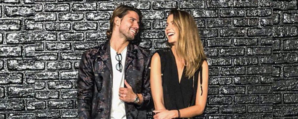 Luca Onestini parla di Ivana Mrázová: 'Matrimonio? Presto. Ma conoscerò i suoi genitori'