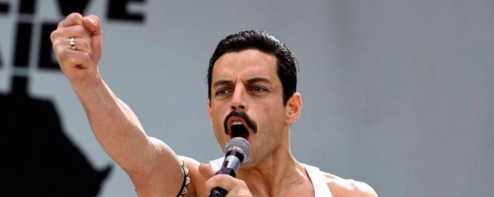 Bohemian Rhapsody, in prima visione su Sky Cinema Uno