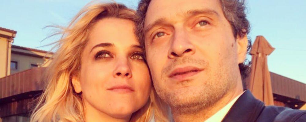 Claudio Santamaria e Francesca Barra nudi e censurati su Instagram: la risposta polemica
