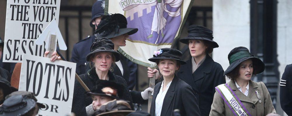 Suffragette: trama, cast e curiosità del film con Carey Mulligan