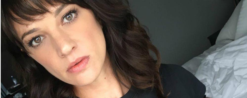 Asia Argento: 'Mai avuto alcuna relazione sessuale con Bennett'
