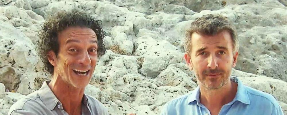 Le Rane, Ficarra e Picone portano in tv la commedia di Aristofane