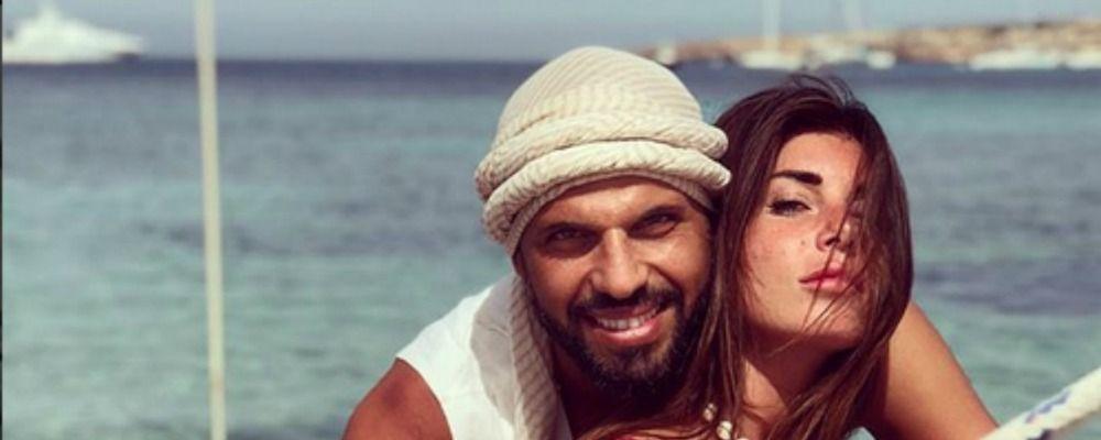 Jonathan Kashanian e Bianca Atzei: 'Sei la mia Romina, io il tuo Al Bano'