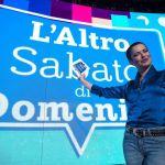 L'omaggio a Renzo Arbore, Silvia Salemi in L'altro sabato di domenica