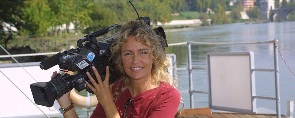 Licia Colò con Niagara torna in Rai ma non per Alle falde del Kilimangiaro