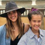 Jessica Alba e la figlia Honor, l'album fotografico delle vacanze in Italia