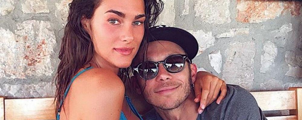 Valentino Rossi e Francesca Sofia Novello, la prima foto social
