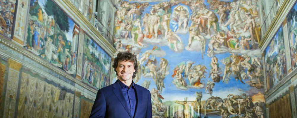 Alberto Angela criticato dall'Osservatore romano: 'Servono misura e attenzione'