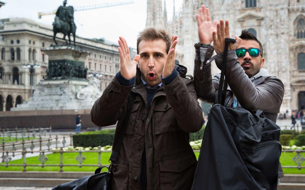 Amici come noi: trama, cast e curiosità del film con Pio e A