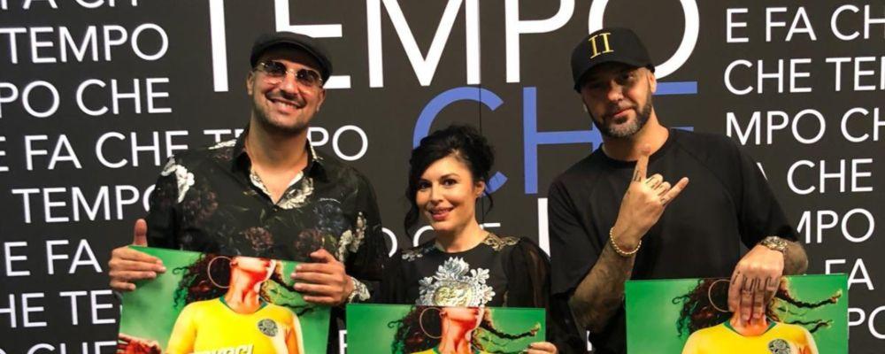 Giusy Ferreri, Takagi e Ketra: chi sono i gli artisti di Amore e capoeira, tre volte platino