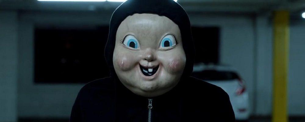 Auguri per la tua morte, una nuova inquietante maschera per il cinema horror