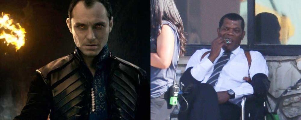 Captain Marvel, uscito il trailer ufficiale: ci sono Jude Law e un Samuel L. Jackson ringiovanito