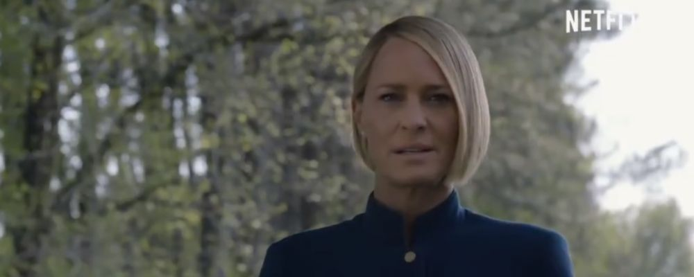 House of Cards 6, il nuovo trailer svela la fine di Frank Underwood