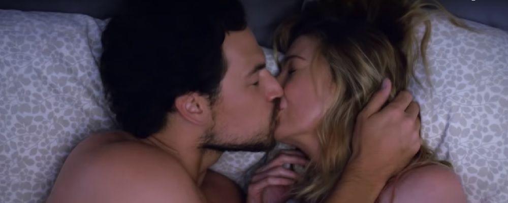 Grey's Anatomy 15, promo choc di Meredith con Andrew DeLuca