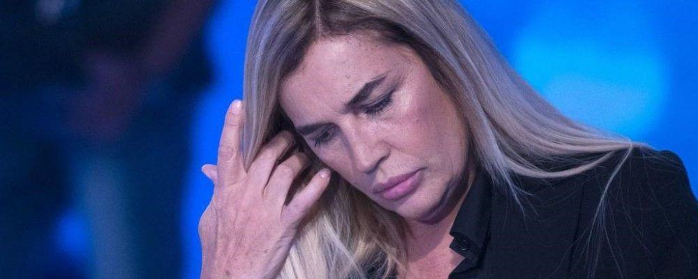 Lory Del Santo: 'Mio figlio Loren si è tolto la vita, il GF Vip sarebbe una terapia'