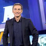 Marco Liorni e l'addio a La vita in diretta: 'Un funerale da vivo'