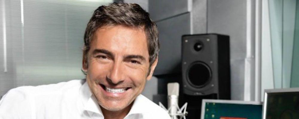 Marco Liorni riparte sabato 15 settembre con Italia Sì, il suo nuovo show