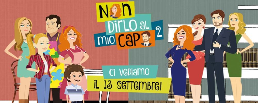 Non dirlo al mio capo 2, Lisa può perdere i figli: anticipazioni puntata 27 settembre