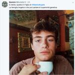 Alberto Angela, il web pazzo per il figlio Edoardo 'opera d'arte'