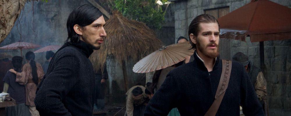 Silence: trama, cast e curiosità del film con Andrew Garfield e Adam Driver