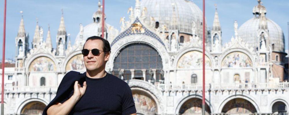 Stefano Accorsi e le polemiche sulla pizza a Venezia: 'Non ci si può comportare così'