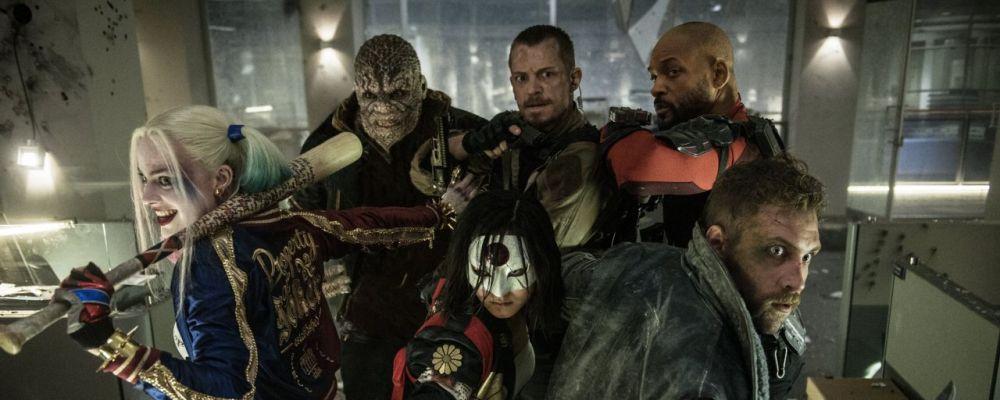 Suicide Squad: trama, cast e curiosità del film con Margot Robbie e Will Smith